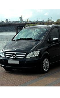 Минивэн такси Новоозерное - Евпатория